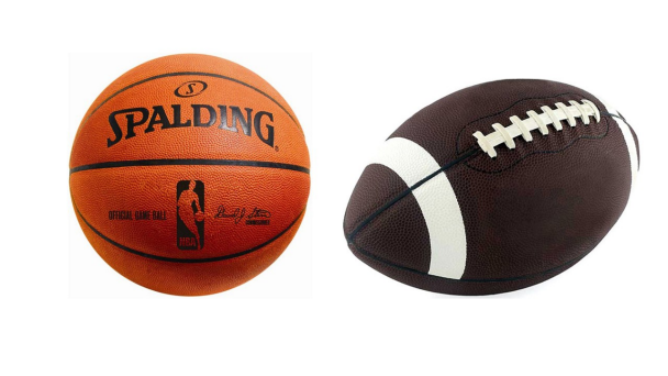 FootballBasketball